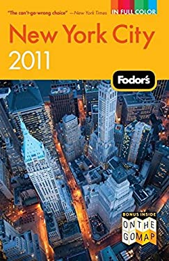 Fodor's New York City 9781400004584
