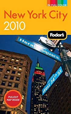 Fodor's New York City 9781400008377