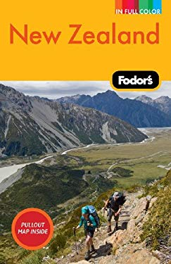 Fodor's New Zealand 9781400008414