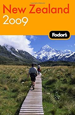 Fodor's New Zealand [With Pullout Map] 9781400019526