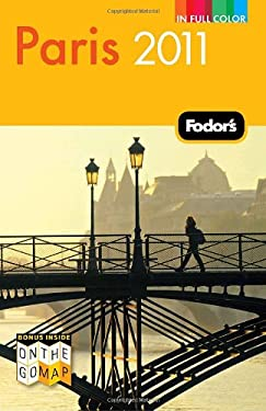 Fodor's Paris 9781400004591