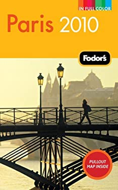 Fodor's Paris 9781400008384