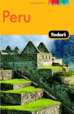 Fodor's Peru 9781400019694