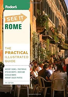 Fodor's See It Rome 9781400005000