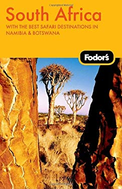 Fodor's South Africa: With the Best Safari Destinations in Namibia & Botswana 9781400008797