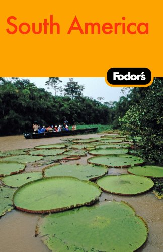 Fodor's South America 9781400006861