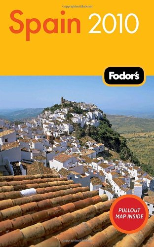 Fodor's Spain [With Map] 9781400008643