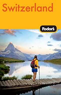 Fodor's Switzerland 9781400008223