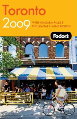 Fodor's Toronto: With Niagara Falls & the Niagara Wine Region 9781400008070
