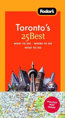 Fodor's Toronto's 25 Best 9781400018871