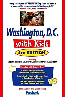 Fodor's Washington, D.C. with Kids 9781400004287