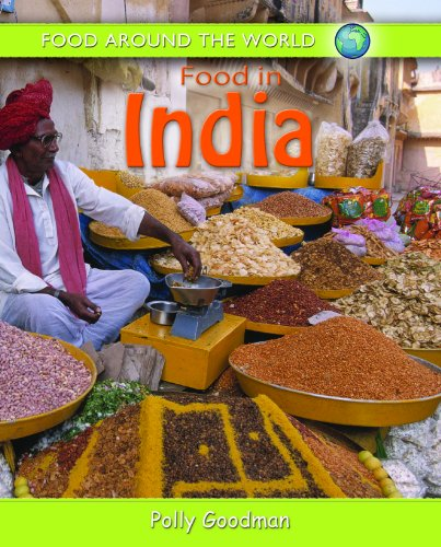 Food in India 9781404242968