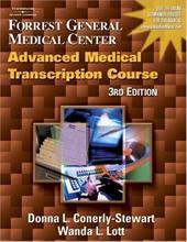 Forrest General Medical Center Advanced Medical Transcription Course 6044002