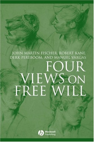 Four Views on Free Will 9781405134859
