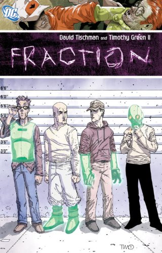 Fraction 9781401231866
