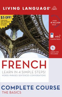 French Complete Course: The Basics [With Coursebook] 9781400024100