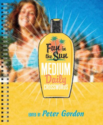 Fun in the Sun Medium Daily Crosswords 9781402771439