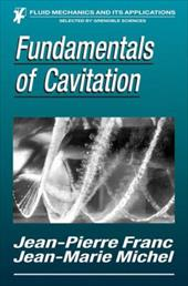 Fundamentals of Cavitation 6048607