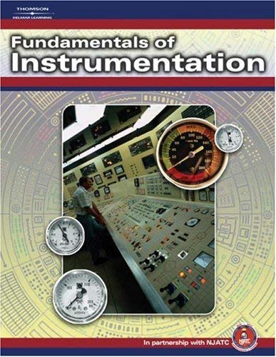 Fundamentals of Instrumentation [With CDROM] 9781401897895