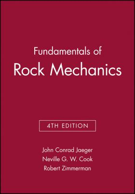 Fundamentals of Rock Mechanics [With CDROM]