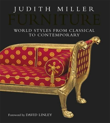 Furniture: World Styles from Classical to Contemporary 9781405358002