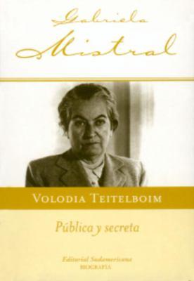 Gabriela Mistral 9781400099610