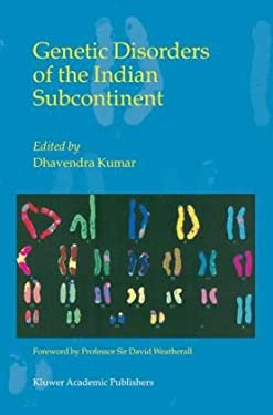 Genetic Disorders of the Indian Subcontinent 9781402012150