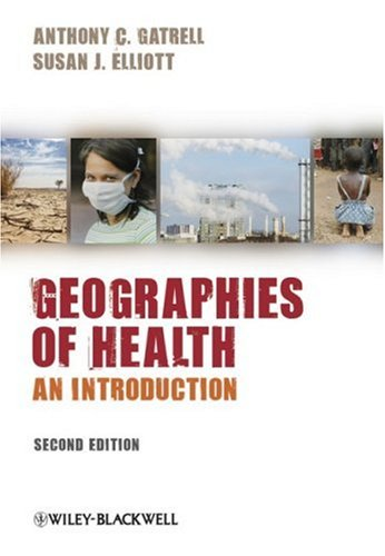 Geographies of Health: An Introduction 9781405175753