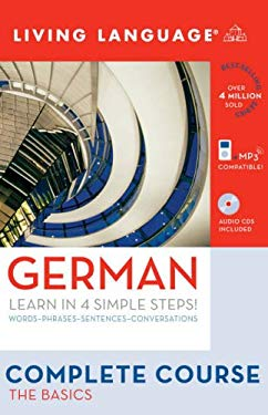 German Complete Course: The Basics [With Coursebook] 9781400024124