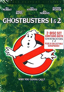 Ghostbusters 1 & 2 9781404956575
