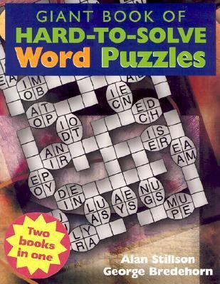 Giant Book of Hard-To-Solve Word Puzzles/Giant Book of Hard-To-Solve Mind Puzzles 9781402702853