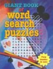 Giant Book of Word Search Puzzles/Giant Book of Mazes 9781402700446