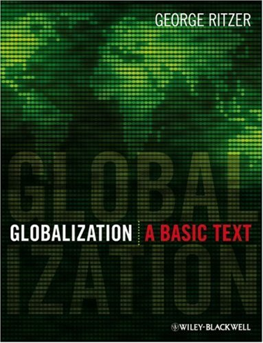 Globalization: A Basic Text 9781405132718
