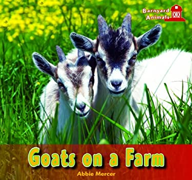 Goats on a Farm 9781404280496