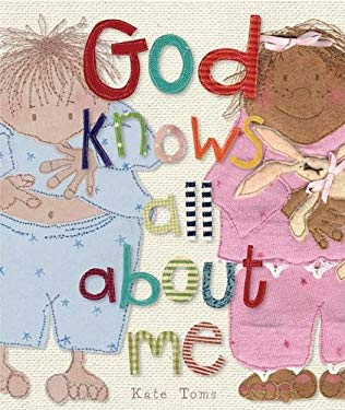 God Knows All about Me 9781400312757