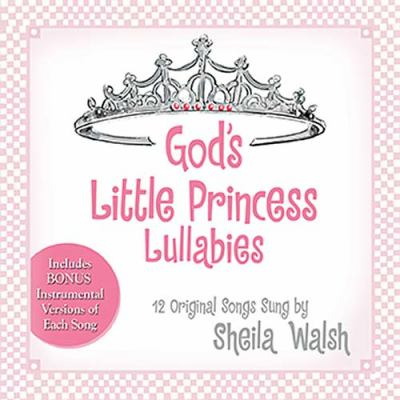 God's Little Princess Lullabies 9781400314515