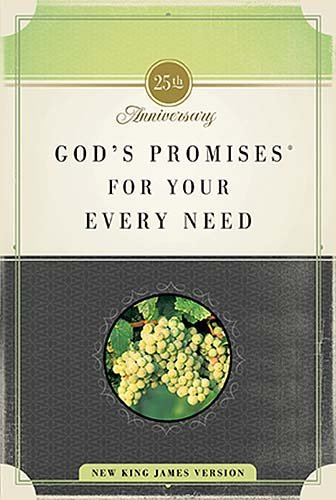 God's Promises for Your Every Need 9781404104105