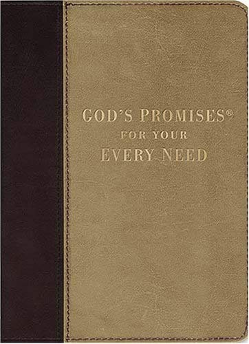 God's Promises for Your Every Need 9781404187085