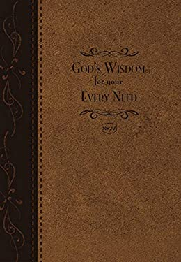 God's Wisdom for Your Every Need 9781404187559