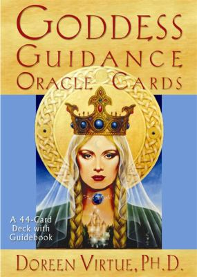 Goddess Guidance Oracle Cards 9781401903015