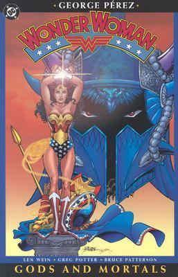 Wonder Woman: Gods and Mortals 9781401201975