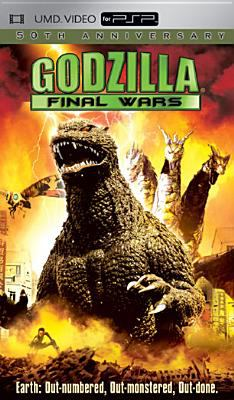 Godzilla: Final Wars 9781404999992