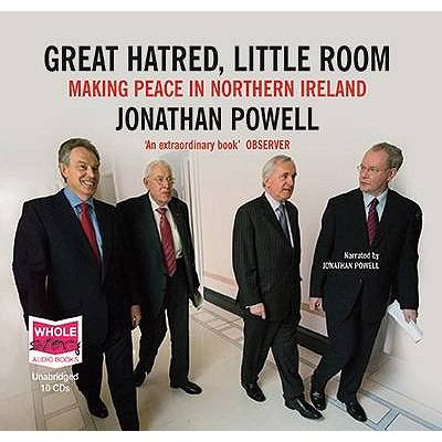 Great Hatred, Little Room