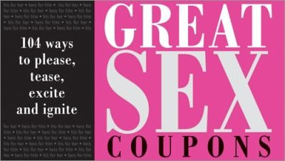 Great Sex Coupons 9781402208157
