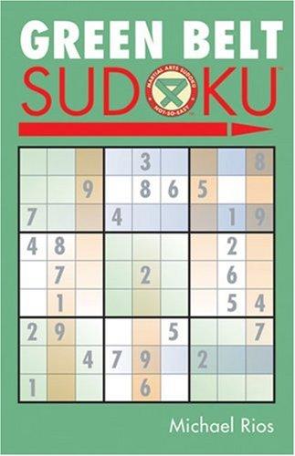 Green Belt Sudoku 9781402735967