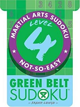 Green Belt Sudoku Level 4 9781402737565