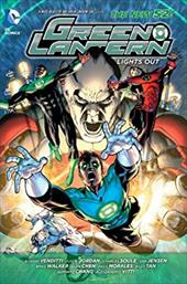 Green Lantern Lights Out HC (The New 52) 21597396