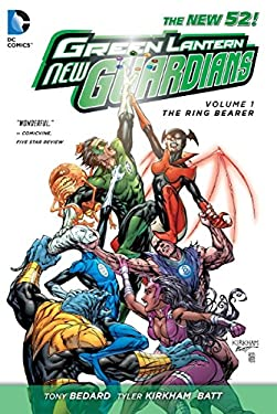 Green Lantern: New Guardians Vol. 1: The Ring Bearer (the New 52) 9781401237073