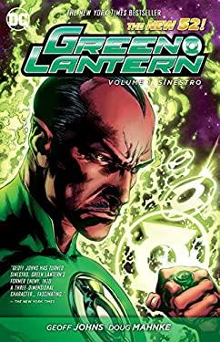 Green Lantern Vol. 1: Sinestro (the New 52) 9781401234553