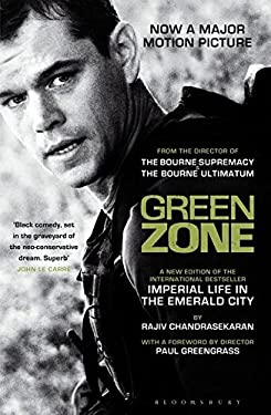 Green Zone: Imperial Life in the Emerald City 9781408806340